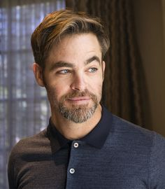 Chris Pine at the 'Star Trek Beyond' Press Conference at the Four Seasons Hotel on July 14, 2016 in Beverly Hills, California.