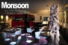 Monsoon, Tehran, Iran (Asian cuisine)