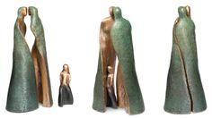Maria-Luise Bodirsky_Skulptur_Familie