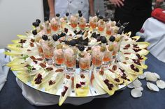 luxury canapes - Google Search