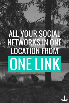 All your social networks in ONE location from ONE link. Social Networks, Social Media, Media Smart, How To Find Out, Business, Link, Store, Business Illustration