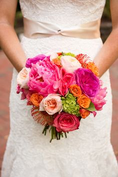 Citadel Beach House wedding bouquet by Charleston Flower Market and Reese Moore Weddings