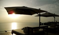 L'île paradisiaque de Koh Samui en Thaïlande. Coucher de soleil vu du luxueux hôtel Intercontinental Samui Baan Taling Ngam Resort.  Photo Sarah-Émilie Nault / Agence QMI