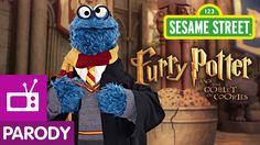Sesame Street: Furry Potter and The Goblet of Cookies