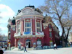 Драматичният театър и Държавният куклен театър във Варна се включват в Нощта на театрите