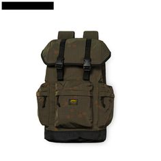 Carhartt Military Backpack Cypress / Navy / Combat Green | € 90.-- | Available at our webshop WWW.BOOMBOXX.NL
