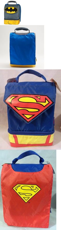 Eating and Drinking 115715: Batman Vs. Superman Lunchbox. You Get Both Lunchboxes! -> BUY IT NOW ONLY: $31.33 on eBay!