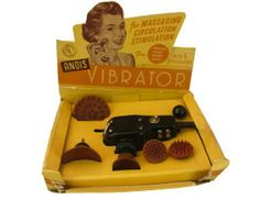 Image result for Vibrosage (1933 Vibrator sex