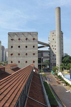 lina bo bardi, brazil's alternative path to modernism; fabrica da pompeia, são paulo 1977