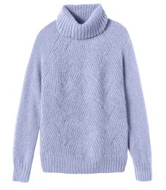 13 Chunky Sweaters to Keep You Warm This Winter - Rebecca Taylor  - from InStyle.com