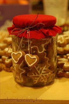 """gingerbread """"compote"""" / mézeskalács befőtt"""
