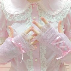 ‥‥ ♡ ‥‥, @_dreamymelody Harajuku Fashion, Kawaii Fashion, Lolita Fashion, Aesthetic Fashion, Aesthetic Clothes, Baby Pink Aesthetic, Kawaii Goth, Pastel Pink, Pastel Grunge
