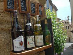 Der Wein der Päpste | BLEU, BLANC, ROUGE