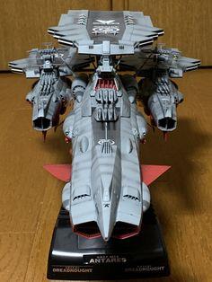 Spaceship Art, Spaceship Concept, Concept Ships, Star Blazers, Anime Wallpaper Live, Sci Fi Ships, Naval History, Futuristic Cars, Aircraft Design