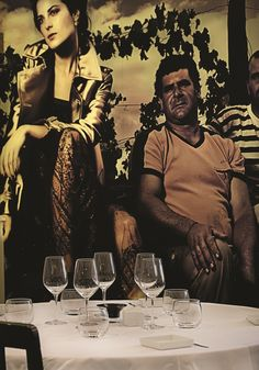 100 Maneiras - restaurante - R. do Teixeira 35 -  Lisboa