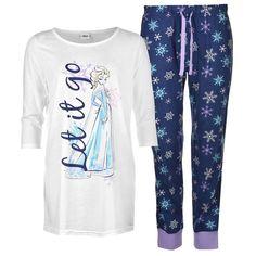 Frozen Outfits, Frozen Clothes, Disney Outfits, Cute Outfits, Disney Clothes, Pijama Frozen, Disney Pajamas, Disney Frozen Elsa, Pajamas Women