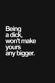 LMAO! Don't be a dick.