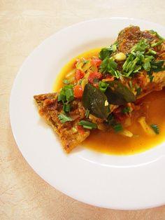 Carri Poisson/ Mauritian Fish Curry