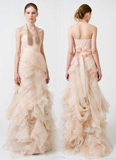 adrian and jana wedding trends coloured wedding dresses