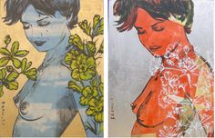 David Bromley - amazing artist