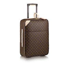 LV suitcase