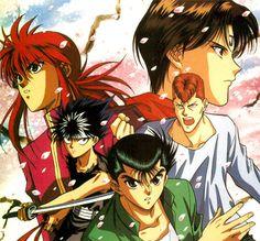 Yuyu Hakusho. Favorite Anime.