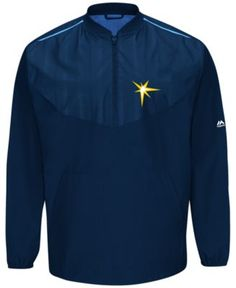 Majestic Men's Tampa Bay Rays Training Jacket