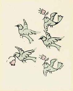 Andy Warhol, Bluebirds