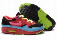 74e44d685e45b7 Le Scarpe Alla Moda Nike Air Max 90 Blue Black 345017 109 Running Shoe