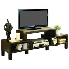 """Found it at Wayfair - Parke 60"""" TV Stand in Red Cocoa"""