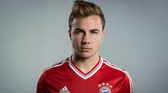 Will Götze be the centre of an new era of Bayern Munich? In Germany's opening game versus Ukraine Mario . Germany National Football Team, Cristiano Ronaldo, Mario Gotze, German Football Players, Ibiza, Disappointment, Polo Ralph Lauren, Soccer, Mens Tops