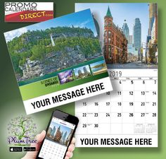 2021 Scenic Ontario Canada Wall Calendars for Business Advertising low as Promote your business name, logo and ad message all year! Canada Wall, Wall Calendars, Promote Your Business, Business Names, Ontario, Hands, Messages, App, Marketing