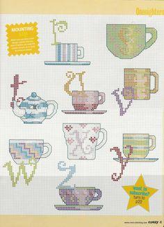 Gallery.ru / Photo # 22 - Cross Stitch Crazy 057 March 2004 - tymannost