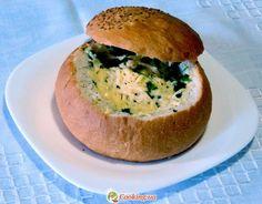 Рецепт: Горячая булочка на завтрак - пошаговый фото рецепт - Cooking.ua