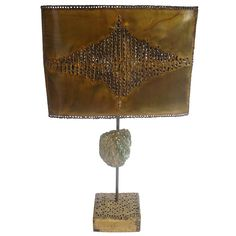 1stdibs - Jacques Duval Brasseur lamp 1970 explore items from 1,700  global dealers at 1stdibs.com