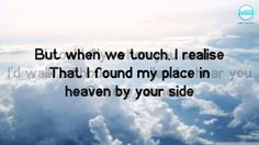 A1 - Heaven By Your Side [Lyric by MusicSqueeze | HD]