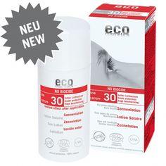 Eco Gel Crema Solar Niños SPF 45 ECO 50 ml