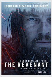 The Revenant (2015)  This another Alejandro G. Iñarritu's master the piece. It might be a little bit slow, but I guess it's the only way to portrait how the main character feels.