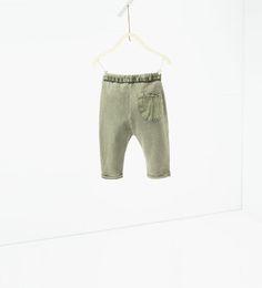 Imagem 2 de Calças combinadas da Zara