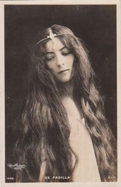 edwardian long hair - Google-haku