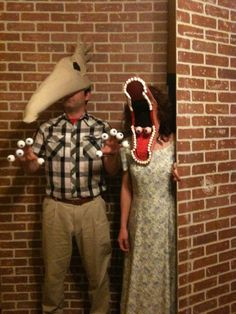 Best couples costume. EVER!