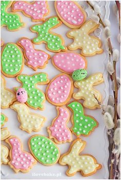 Easter Recipes, Ale, Food And Drink, Cooking Recipes, Sugar, Cookies, Baking, Kuchen, Crack Crackers
