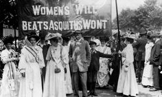 Ten direct actions by women that changed the world Bidisha Bidisha As long as there's been inequality, women have protested – from the suffragettes through to protesters on the red carpet of the film Suffragette 10.12.15