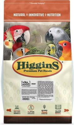 Birds Intune Complete And Balanced Diet For Conure By Higgin.-Birds Intune Complete And Balanced Diet For Conure By Higgins Premium Pet Foods Birds Intune Complete And Balanced Diet For Conure By Higgins Premium Pet Foods - Online Pet Supplies, Dog Supplies, Aquatic Turtle Tank, Parakeet Food, Lactobacillus Acidophilus, Conure, Bird Food, Pet Treats, Cockatiel