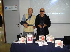 """(Pierfrancesco Prosperi e Franco Ionda alla presentazione di """"Undicimila settembre"""" © Ufficio Stampa, foto M.Mezzetti)"""