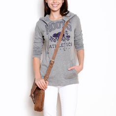 Roots - Callaghan Jersey Hoody, $48