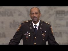 Love Sheriff Clarke!  Clarke Rips Obama: Damn Right We Cling to Our Guns and Religion - BuzzPo.