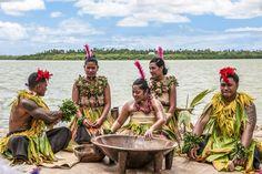 Tongan Kava Ceremony.