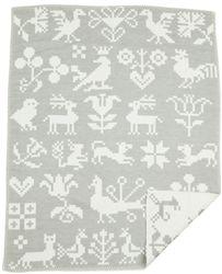 Klippan Buddies Organic Cotton Blankets designed by Birgitta Bengtsson Bjork at Northlight