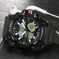 ad185e1d5b0 Image of Mens Sport Digital Watch   6 Color Available   Seiko Watches
